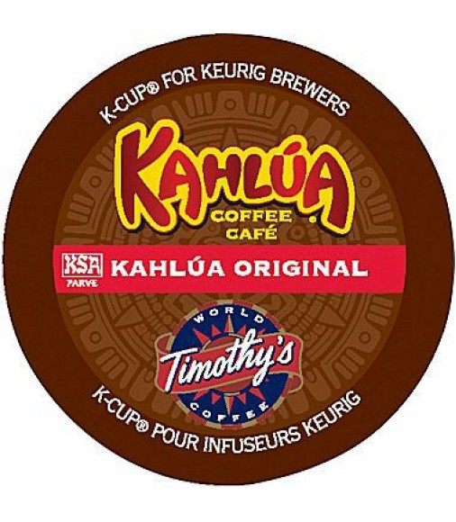 Timothy's Kahlua Coffee