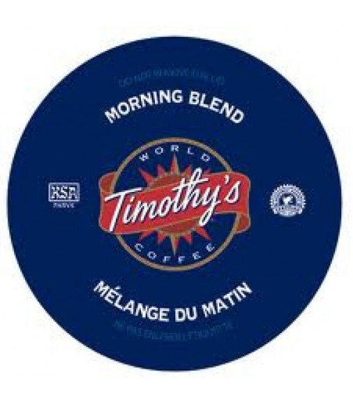 Timothy's Morning Blend