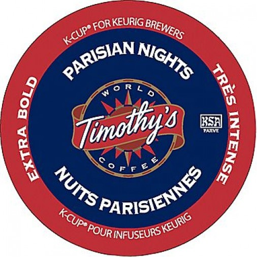 Timothy's Parisian Nights Extra Bold