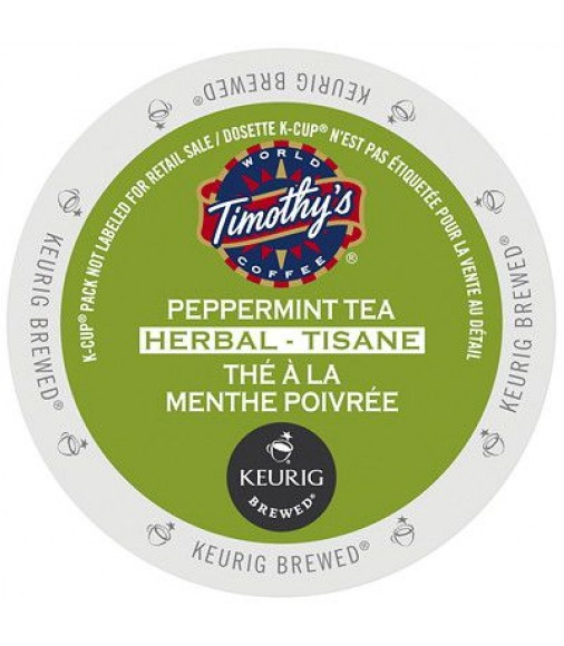 Timothy's Peppermint Tea