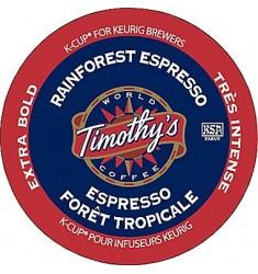 Timothy's Rainforest Espresso Extra Bold