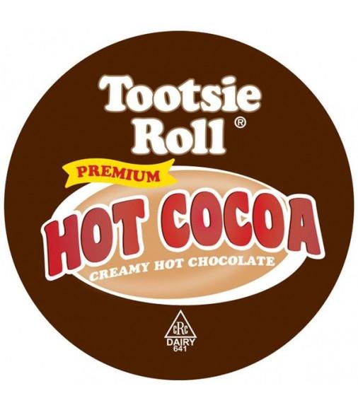 Tootsie Roll Hot Chocolate