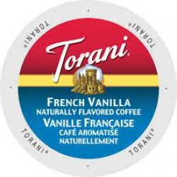 Torani French Vanilla Coffee