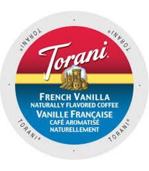 Torani French Vanilla Coffee