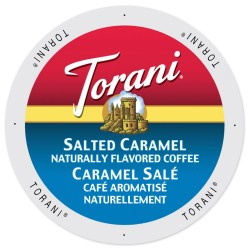 Torani Salted Caramel Coffee