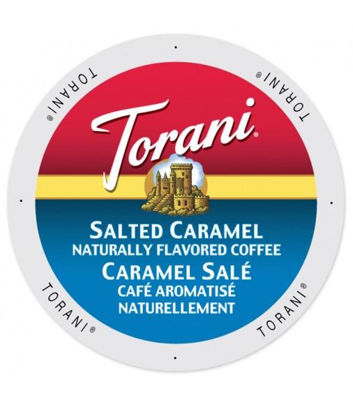 Torani Salted Caramel Coffee