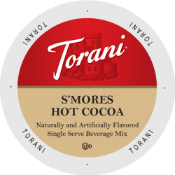 Torani S'mores Hot Chocolate