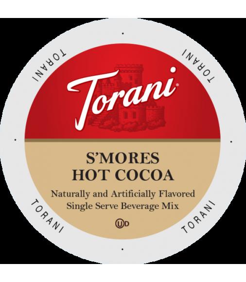 Torani S'mores Hot Chocolate