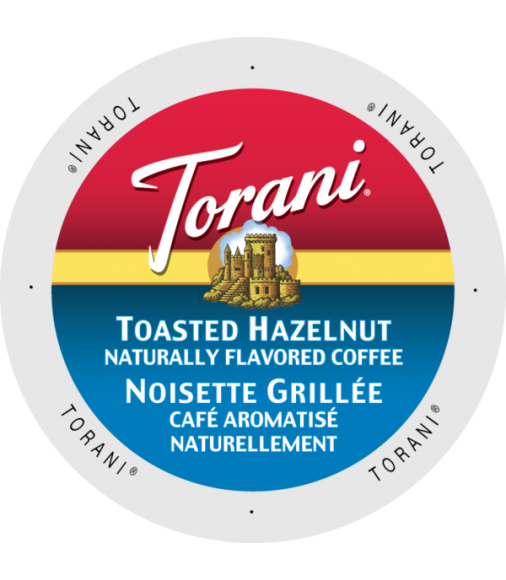 Torani Toasted Hazelnut Coffee