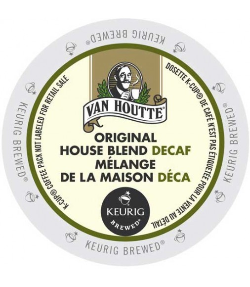 Van Houtte House Blend Coffee Decaf