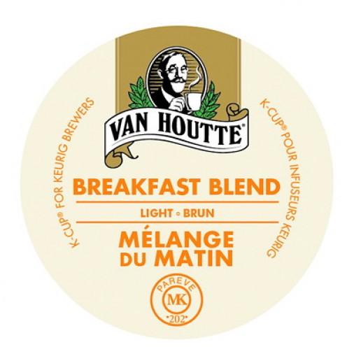 Van Houtte Breakfast Blend Coffee