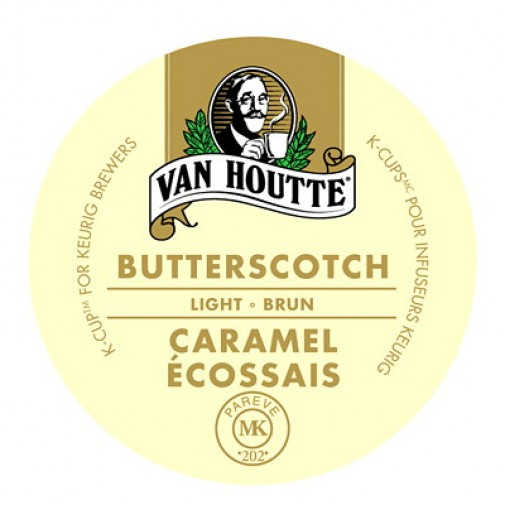 Van Houtte Butterscotch Coffee