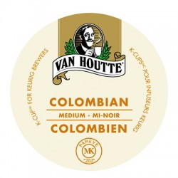 Van Houtte Colombian Medium Roast