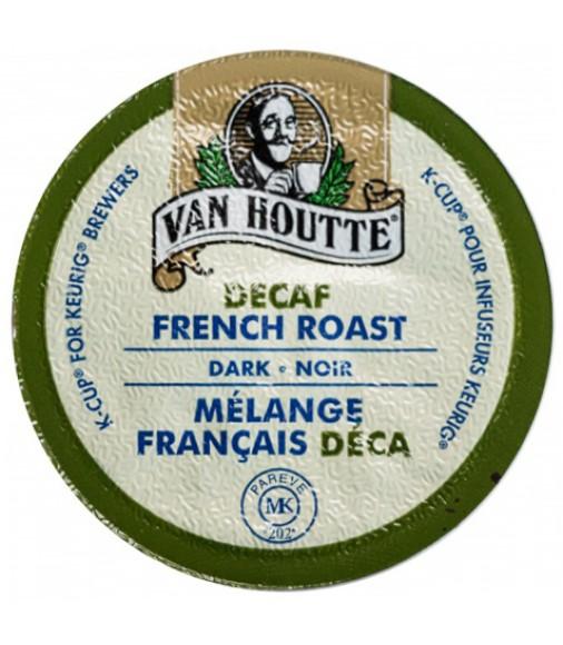 Van Houtte Decaf French Roast Coffee