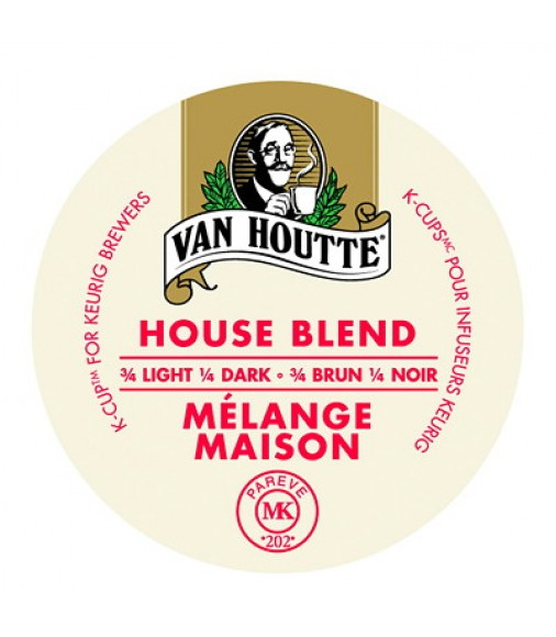 Van Houtte House Blend Coffee