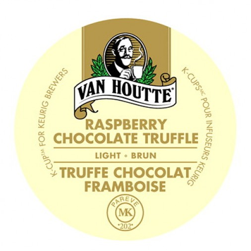 Van Houtte Chocolate Raspberry Truffle