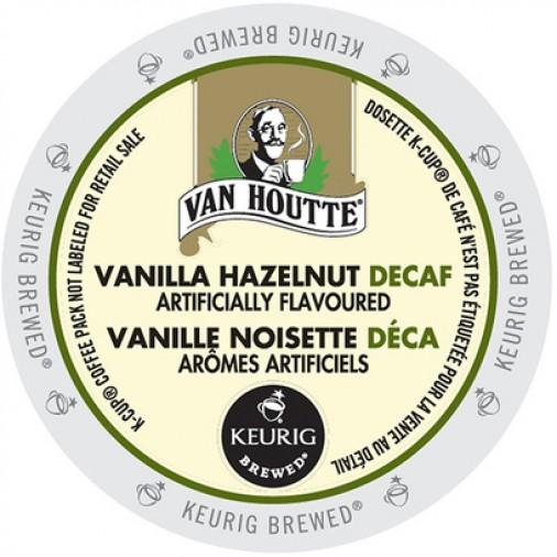 Van Houtte Vanilla Hazelnut Decaf