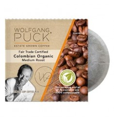 Wolfgang Puck Colombian Coffee Pods