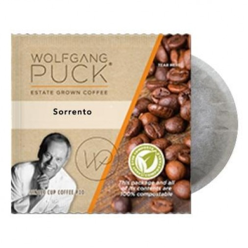 Wolfgang Puck Sorrento Coffee Pods