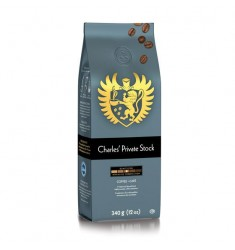Zavida 12oz Charles Private Stock Whole Bean Coffee