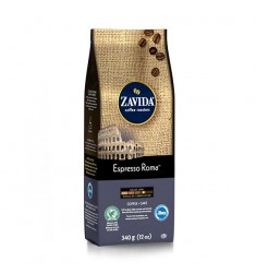 Zavida 12oz Espresso Roma Whole Bean Coffee