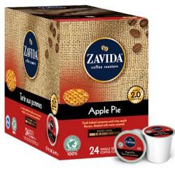 Zavida Apple Pie Single Serve Coffee