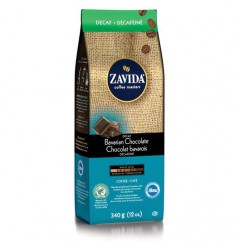 Zavida 12oz Bavarian Chocolate Decaf Whole Beans