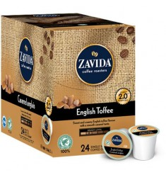 Zavida English Toffee Coffee