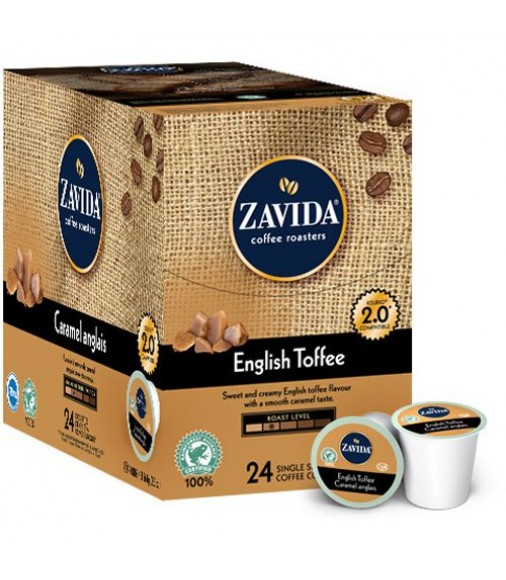 Zavida English Toffee Coffee