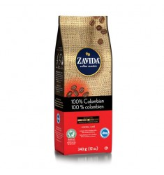 Zavida 12oz Colombian Whole Bean Coffee