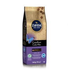 Zavida 12oz Costa Rican Cielo Alto Whole Bean Coffee