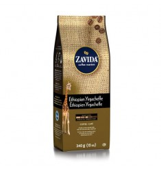 Zavida 12oz Ethiopian Yirgacheffe Whole Bean Coffee