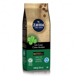 Zavida 12oz Irish Cream Whole Beans