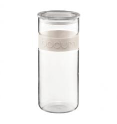 Bodum Presso Storage Jar (White) 1.9l