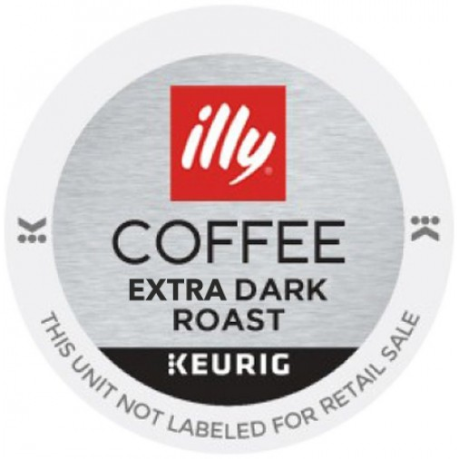 Illy Extra Dark Roast Coffee