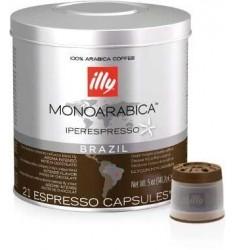 Illy Brazil Espresso Capsules