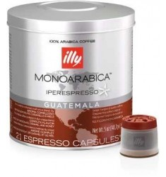 Illy Guatemala Espresso Capsules