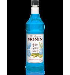 Monin Blue Cotton Candy Syrup X 1L
