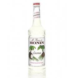 Monin Coconut Syrup X 750ml