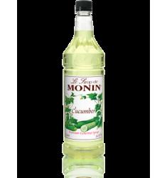 Monin Cucumber Syrup X 1L
