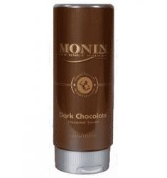 Monin Dark Chocolate Sauce X 12oz