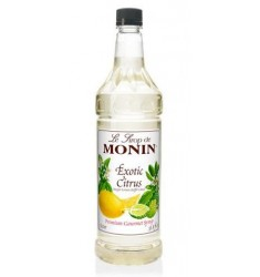 Monin Exotic Citrus Syrup X 1l