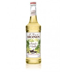 Monin French Vanilla Syrup X 750ml