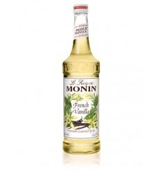 Monin French Vanilla Syrup X 750ml