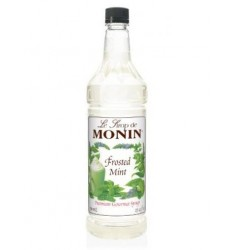 Monin Frosted Mint Syrup X 1l