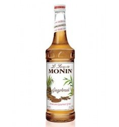 Monin Gingerbread Syrup X 750ml