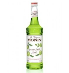 Monin Granny Smith Apple Syrup X 750ml