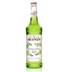 Monin Granny Smith Apple Syrup X 750ml