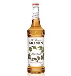 Monin Hazelnut Syrup X 750ml