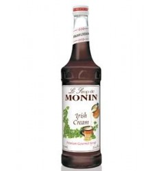 Monin Irish Cream Syrup X 750ml